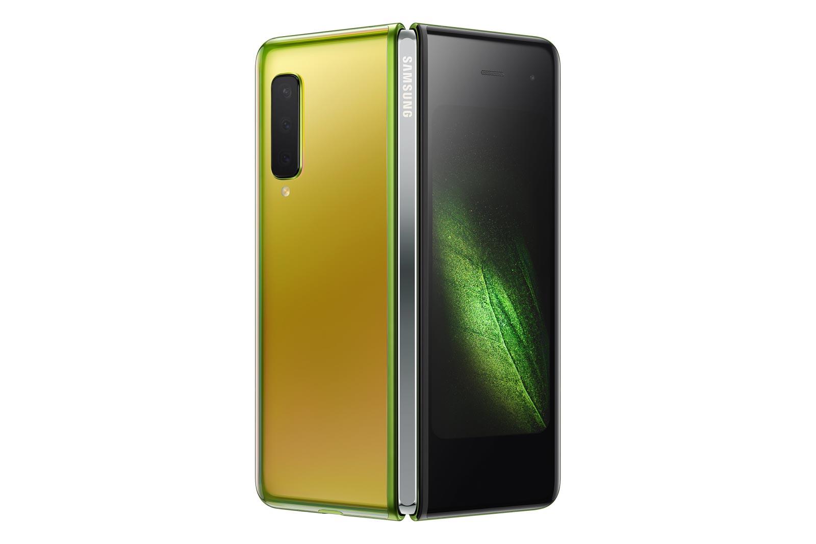 56830 Samsung Z-Fold Smartphone Design Patent Published