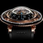 56941 Shaped like a jellyfish, the HM7 Aquapod is a beautiful, organic wristwatch