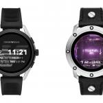 57190 Emporio Armani & DIESEL Announce New High Fashion Smartwatches