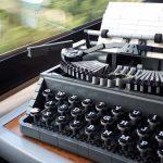 58248 An all LEGO typewriter for some playful nostalgia!