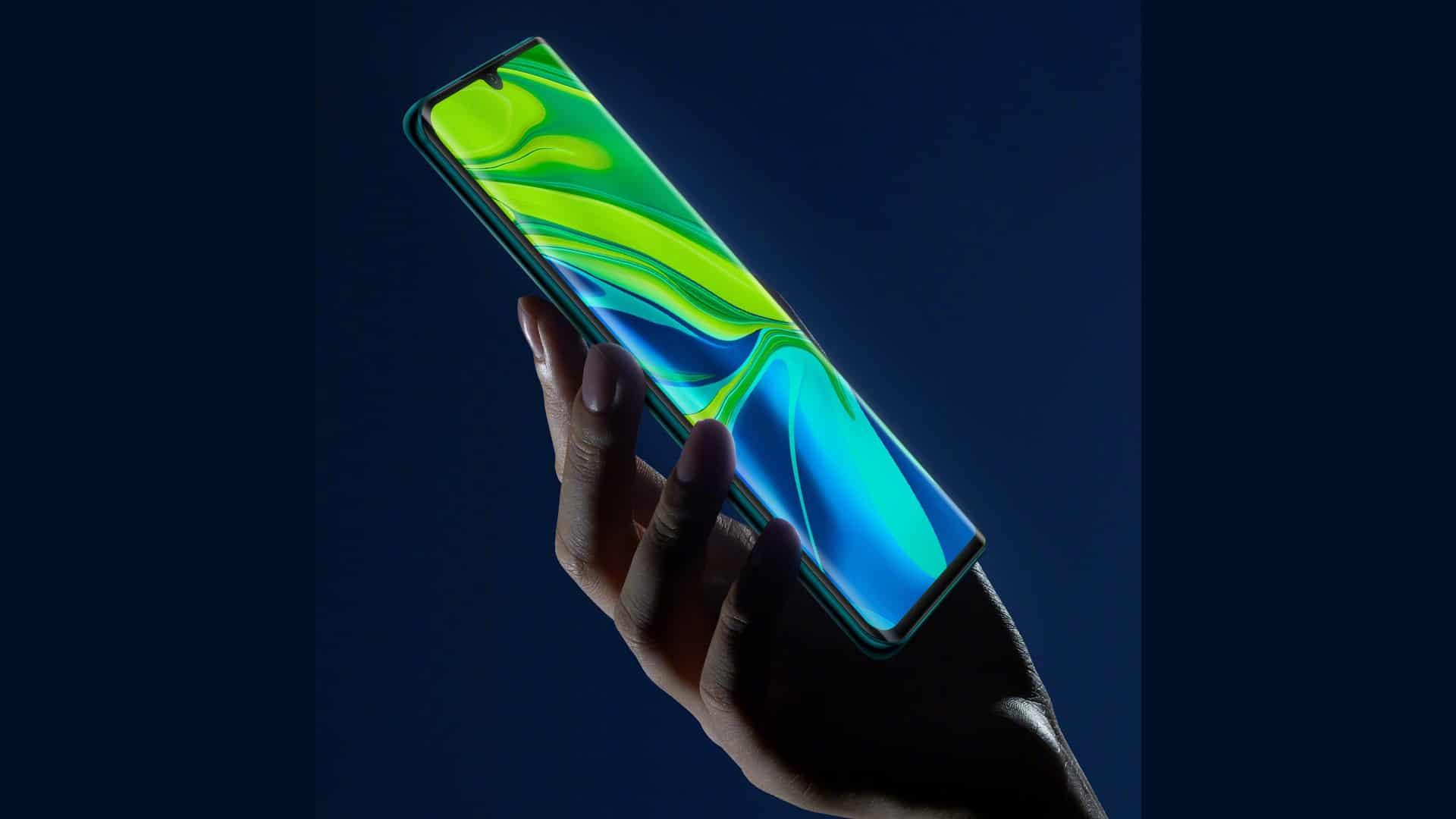 58304 Xiaomi Mi CC9 Pro Will Feature 30W Charging & 5,260mAh Battery