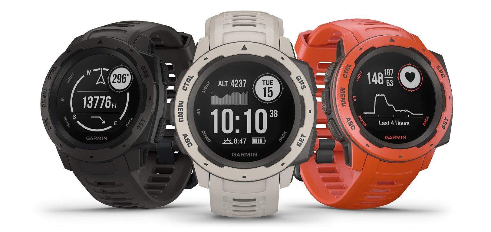 59210 Garmin Reportedly Working On Solar-Charging Instinct 2 Smartwatch
