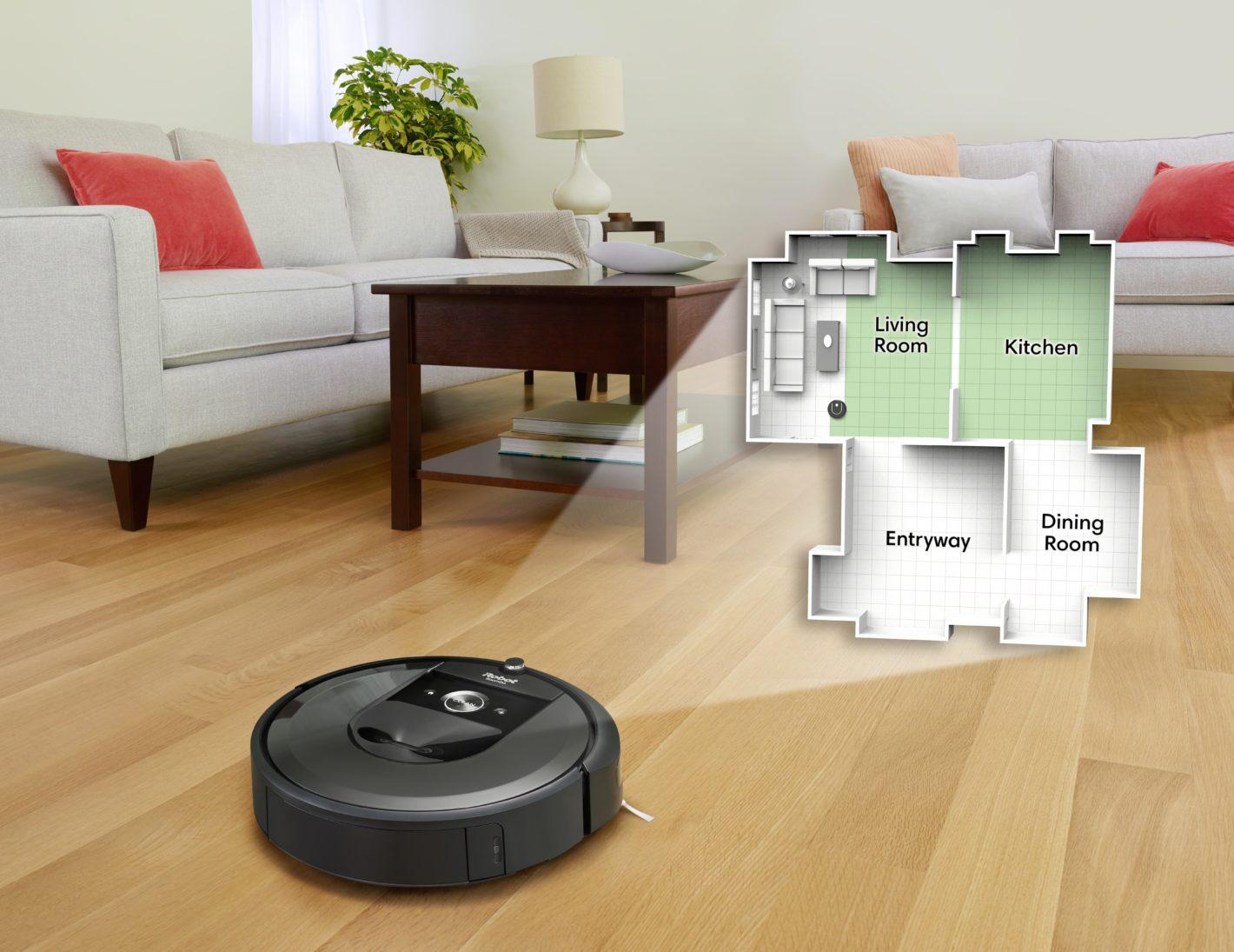 59054 Save $200 On The iRobot Roomba i7 Robot Vacuum